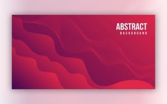 Modern Abstract Maroon Background.