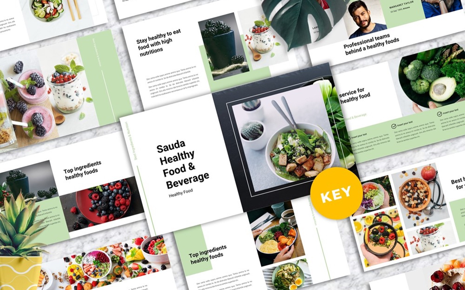 Sauda- Food & Beverages Keynote