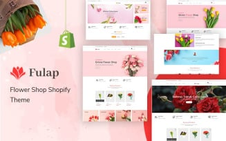 Fulap - Flower Shop Shopify Theme