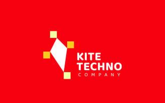Kite Tech - Technology Modern Logo template