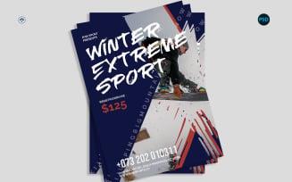 Extreme Sport Event Flyer V1