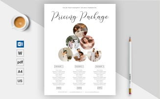Free Fredrick - Photography Pricing Package Free
