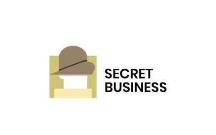 Detective - Secret Business Logo Logo Template