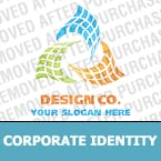 Web design Corporate Identity Template 18352