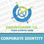Corporate Identity Template 18354
