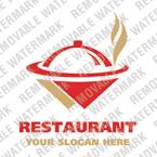 Cafe & Restaurant Logo  Template 18360