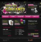 Kit graphique casino 18387