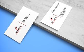 Modern Simple Business Card So-64