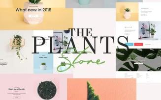 Plant Store - Gardening & Houseplants PrestaShop Theme