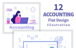 12 Financial Management or Accounting Illustration