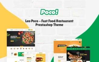 TM Poco - Fast Food Restaurant PrestaShop Theme