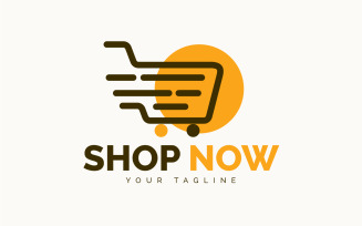 Modern Shopping Business Logo template