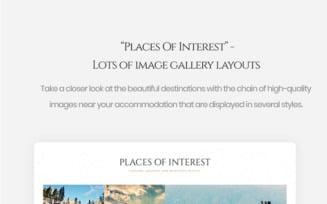 TM Ami - Homestays, Resorts, Villas & Hotels PrestaShop Theme