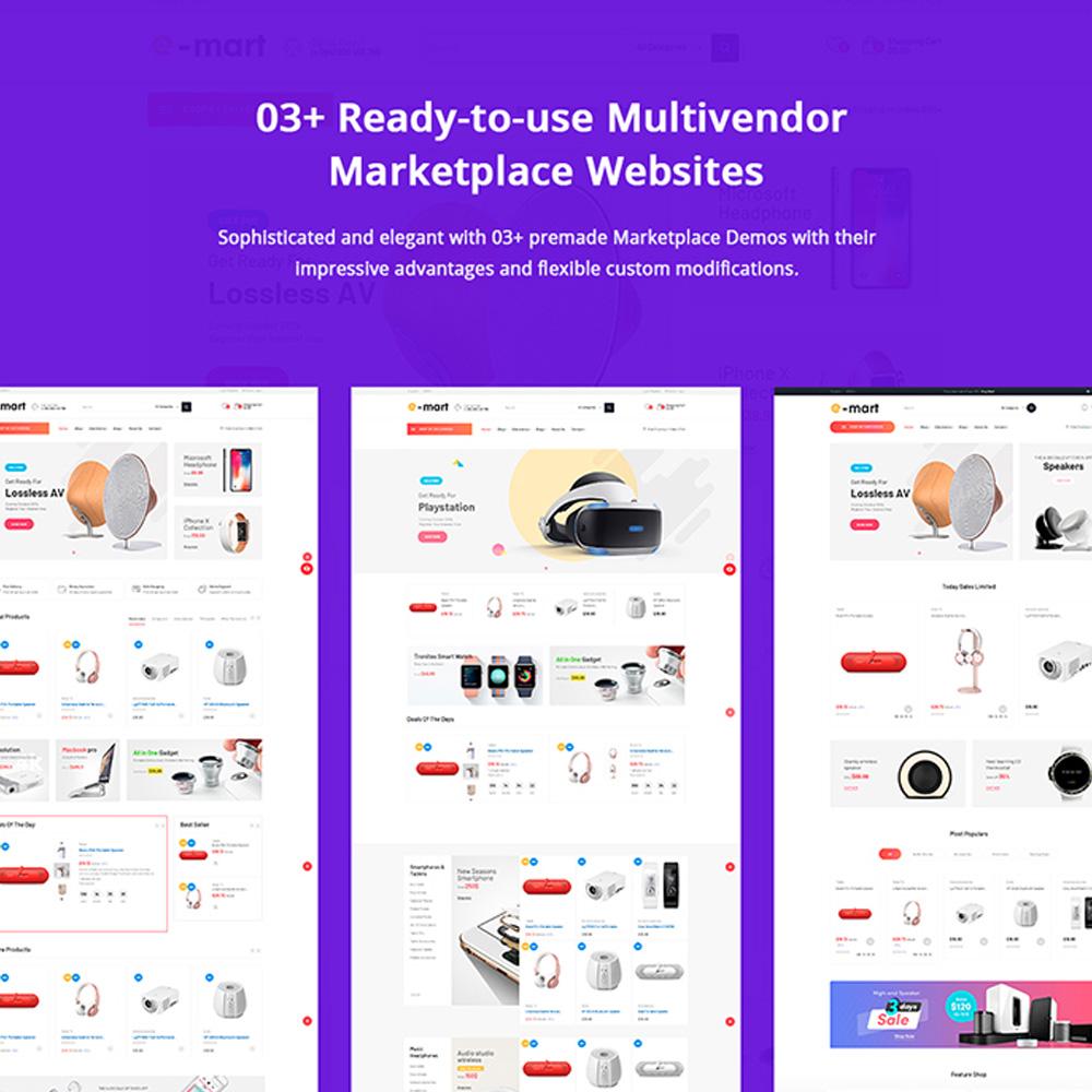 TM Bicomart PrestaShop Marketplace-thema