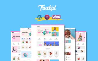 Truekid - Kids Store WooCommerce WordPress Theme