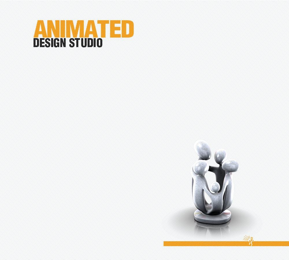 Tema flash 18469 per un sito di design studio for Sito di design