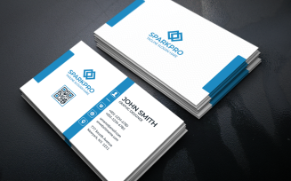 Corporate Business Card v47