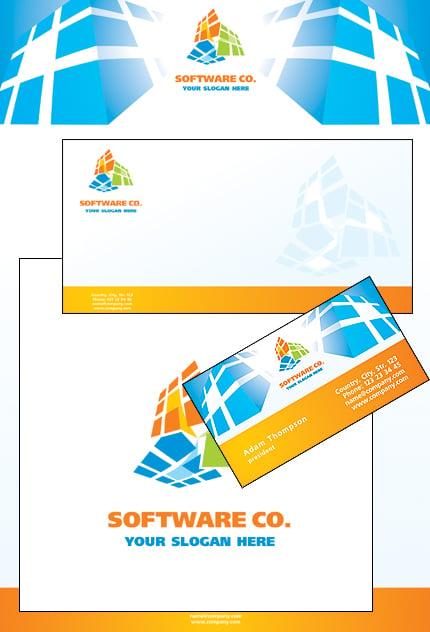 Corporate Identity 18558 Screenshot