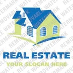 Real Estate Logo  Template 18562