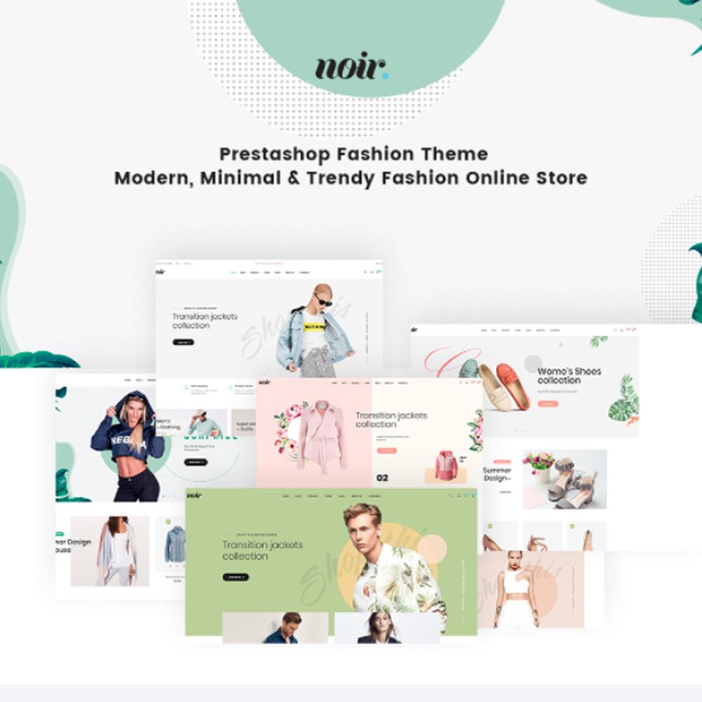 TM Noir - Innovatieve Prestashop Thema Mode