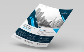 Free Business Flyer Template VK3031