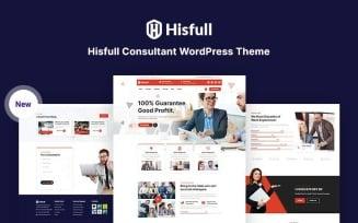 Hisfull - Consultant Responsive WordPress Theme