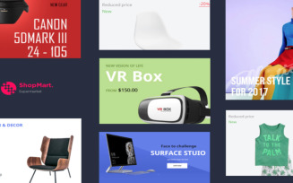 TM Shopsmart - Hitech, Furniture, Fashion, Food PrestaShop Theme
