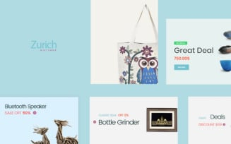 TM Zurich - Gifts and Souvenirs PrestaShop Theme