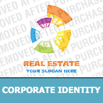 Real Estate Corporate Identity Template 18623