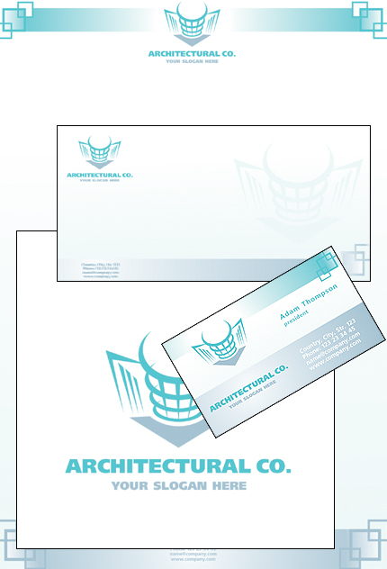 Corporate Identity 18625 Screenshot