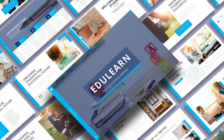 Edulearn - Education And Learning Keynote Template