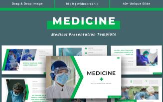 Medicine – Medical Presentation Keynote Template