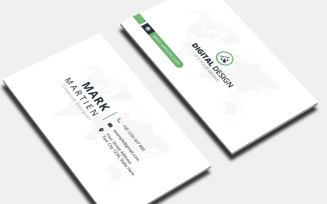 Mark Martien Corporate Business Card Vol_ 120