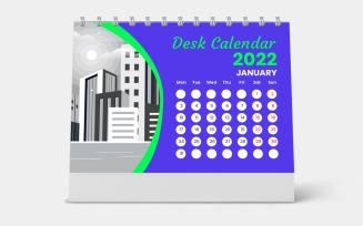 Stationery Design Desk Calendar 2022