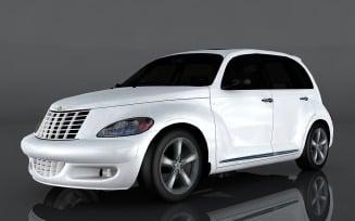 2004 Chrysler Cruiser GT 3d model