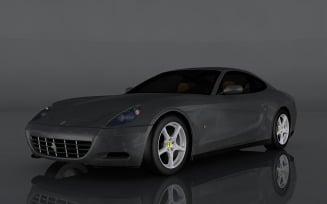 2004 Ferrari 612 Scaglietti 3d model