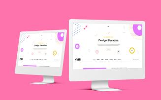 Abusayed | Creative Studio HTML5 Landing Template