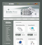 denver style site graphic designs jewelry store online shop jewels gold silver golden ring rings watch watches store souvenir present