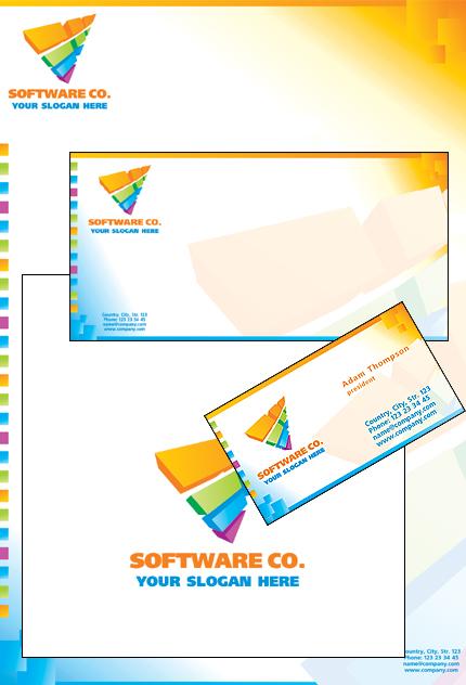 Corporate Identity 18891 Screenshot