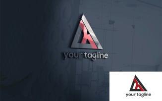 B A Creative Logo Design Template