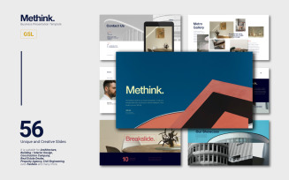 Methink - Business Presentation - Google Slides Template