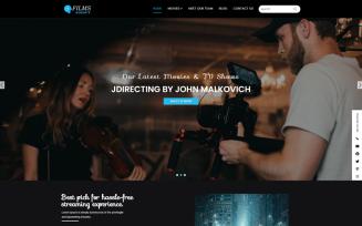 Films Agency Movie WordPress Theme