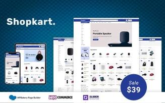 Shopkart-Multipurpose Electronic Store WooCommerce Theme