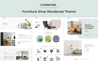 Befurniture - Furniture Shop FREE WooCommerce WordPress Theme
