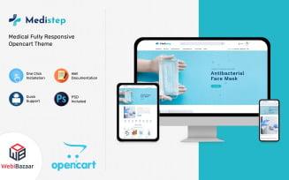 Medistep - Medical & Healthcare Equipment OpenCart