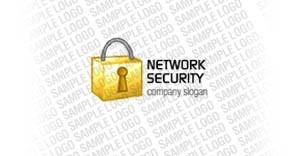 Information Security Logo Template vlogo