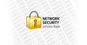 Information Security Logo Template #1956