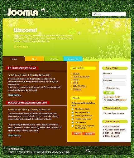 「Joomla