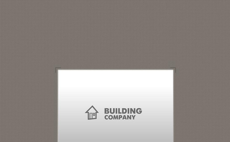 Flash Intro Vorlage für Baufirma  New Screenshots BIG
