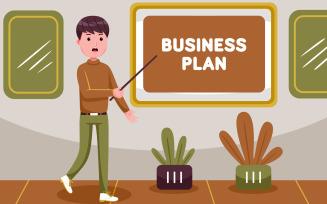 Business Vector Illustration #02